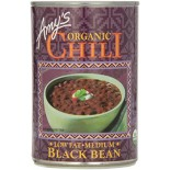 [Amy`S] Chili`s Black Bean  At least 95% Organic