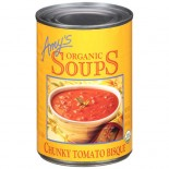[Amy`S] Soups Chunky Tomato Bisque  At least 95% Organic