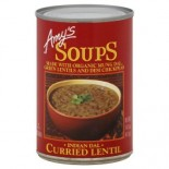[Amy`S] Soups Lentil Curried  At least 70% Organic