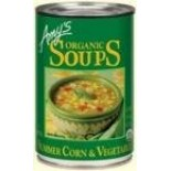 [Amy`S] Soups Summer Corn & Vegetable  At least 95% Organic