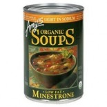 [Amy`S] Soups Minestrone, LS  At least 95% Organic