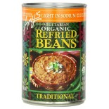 [Amy`S] Beans Refried, Low Sodium  At least 95% Organic