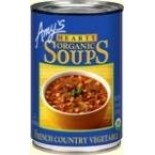 [Amy`S] Soups Hearty French Country Vegetable  At least 95% Organic