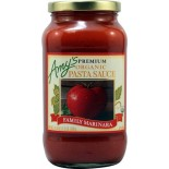 [Amy`S] Pasta Sauces Family Marinara, LS  At least 95% Organic
