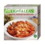 [Amy`S] Light & Lean 3 Cheese Penne Marinara  At least 70% Organic