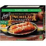 [Amy`S] Entrees Cheese Enchilada, Family Size  At least 70% Organic