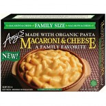 [Amy`S] Entrees Macaroni & Cheese, Family Size  At least 70% Organic