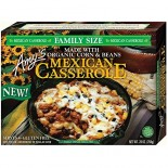 [Amy`S] Entrees Mexican Casserole, Family Size  At least 70% Organic