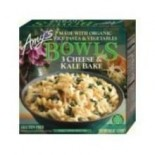[Amy`S] Bowls 3 Cheese & Kale Bake  At least 70% Organic