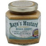 [Raye`S] Mustards Classic Brown w/Ginger