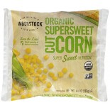 [Woodstock] Frozen Vegetables Corn  100% Organic