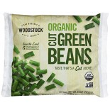 [Woodstock] Frozen Vegetables Cut Green Beans  100% Organic