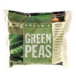 [Woodstock] Frozen Vegetables Green Peas  At least 95% Organic