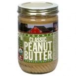 [Woodstock] Nut Butters Peanut, Crunchy, Classic  At least 95% Organic