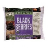 [Woodstock] Frozen Fruit Blackberries  100% Organic