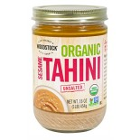 [Woodstock] Nut Butters Sesame Tahini, Unsalted  At least 95% Organic