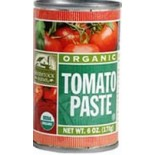 [Woodstock] Tomatoes Tomato Paste  At least 95% Organic