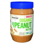 [Woodstock] PET Peanut Butters Easy Spread, Smooth, Salted  At least 95% Organic