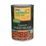 [Field Day] Canned Beans Baked  At least 95% Organic