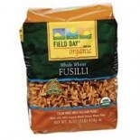 [Field Day] Pasta Fusilli, Traditional  At least 95% Organic