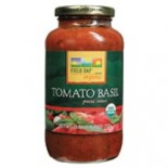 [Field Day] Pasta Sauce Tomato Basil  At least 95% Organic