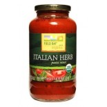 [Field Day] Pasta Sauce Italian Herb  At least 95% Organic