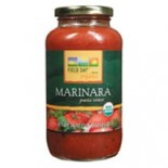 [Field Day] Pasta Sauce Marinara  At least 95% Organic