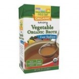 [Field Day] Broths Savory Vegetable, LS  At least 95% Organic