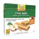 [Field Day] Cereal/Cereal Bars Multi-grain Crisp Apple Bar  At least 70% Organic
