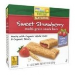 [Field Day] Cereal/Cereal Bars Multi-grain Sweet Strawberry Bar  At least 70% Organic