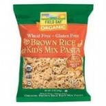 [Field Day] Pasta Brown Rice Kids Mix Pasta  At least 95% Organic