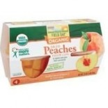 [Field Day] Fruit Cups Diced Peaches  At least 95% Organic