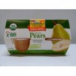 [Field Day] Fruit Cups Diced Pears  At least 95% Organic