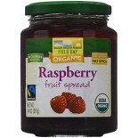 [Field Day] Fruit Spreads Raspberry  At least 95% Organic
