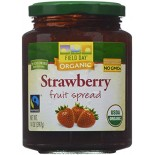 [Field Day] Fruit Spreads Strawberry  At least 95% Organic