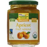 [Field Day] Fruit Spreads Apricot  At least 95% Organic