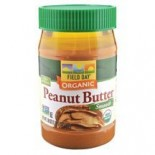 [Field Day] Peanut Butter Smooth, Salted  At least 95% Organic