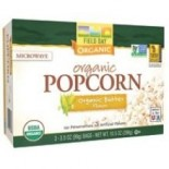 [Field Day] Microwavable Popcorn Butter  At least 95% Organic