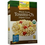 [Field Day] Cereal/Cereal Bars Toasted O`s WG  At least 95% Organic