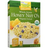 [Field Day] Cereal/Cereal Bars Honey Nut O`s WG  At least 95% Organic