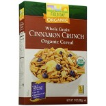 [Field Day] Cereal/Cereal Bars Cinnamon Crunch WG  At least 95% Organic