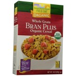 [Field Day] Cereal/Cereal Bars Bran Plus WG  At least 95% Organic