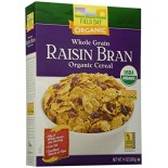 [Field Day] Cereal/Cereal Bars Raisin Bran WG  At least 95% Organic