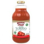 [Lakewood] Juices Super Tomato, No Salt Added  At least 95% Organic