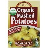 [Edward & Sons] Potatoes Mashed, Home Style  At least 95% Organic