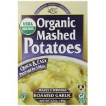 [Edward & Sons] Potatoes Mashed, Roasted Garlic  At least 95% Organic