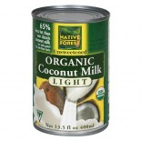 [Native Forest]  Coconut Milk, Lite  At least 95% Organic
