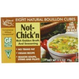 [Edward & Sons] Bouillon Not-Chick`n, Cubes