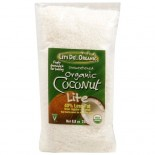 [Let`S Do...Organic]  Coconut, Shredded, Lite  100% Organic