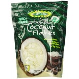 [Let`S Do...Organic]  Coconut Flakes  100% Organic